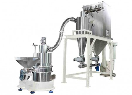Chemical, Foodstuff Materials Grinding System(ICM-750)